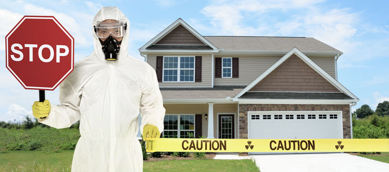 Have your home tested for radon by Elevation Home Inspection